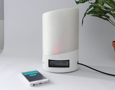 Disconnect IOT Lamp by Destechi