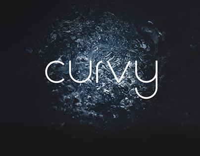 Curvy - Free Font