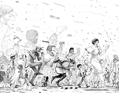 APIECE OF:Sunwoo Jung-a x JaeHoon Choi- graphicnovel