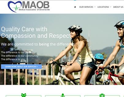 MAOB // WEB DESING