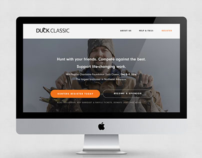 Duck Classic Website