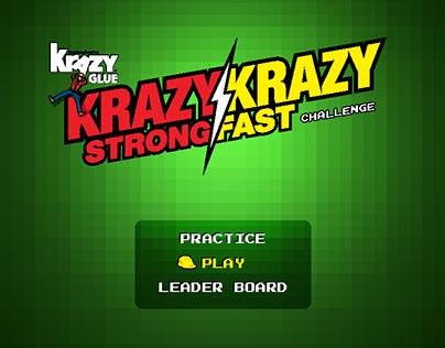 KrazyGlue Challenge