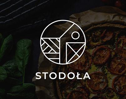 stodoła | restaurant logo design