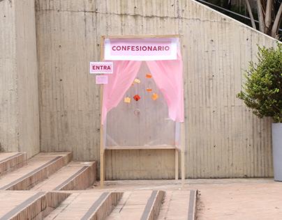 Confesionario Ambulante