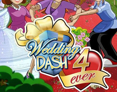 Wedding Dash: 4 EVER ©Playfirst