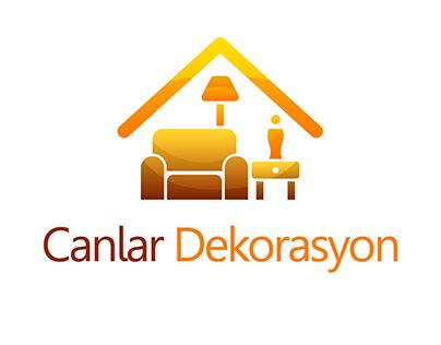 CANLAR DEKORASYON LOGO