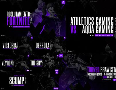 Athletics Gaming 2020