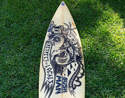 Tabla de Surf.