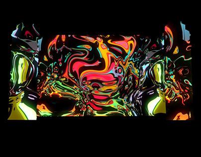 LightFest 2015 Artvision VJ Taras Gesh