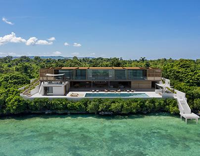 Tropical Villas by Alexander Doerr