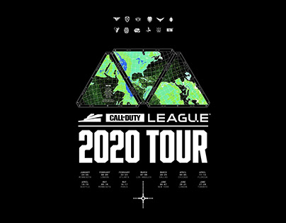 Call Of Duty League Tour 2020