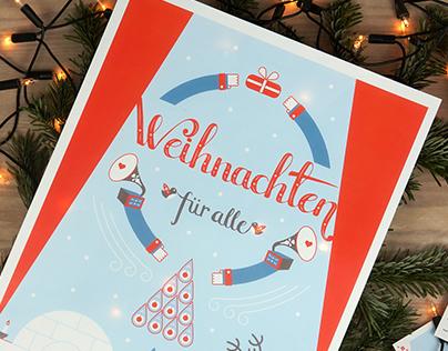 Weihnachten für alle / Xmas for everyone