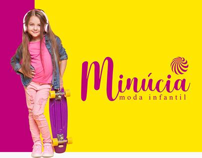 Minúcia - Moda Infantil