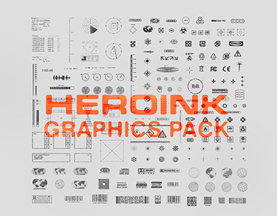 HEROINK GRAPHICS PACK