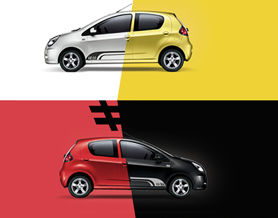 Geely Colors