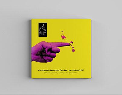 Catálogo de Economia Criativa - Dgraphic