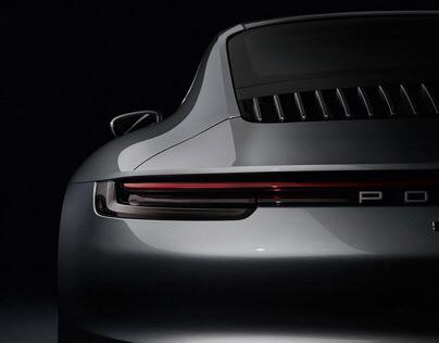 Porsche // Headline