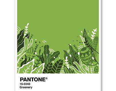 Doodle Pantone Series