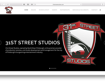 WordPress Websites - 31stStreetStudios.com