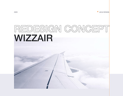 Wizzair Redesign