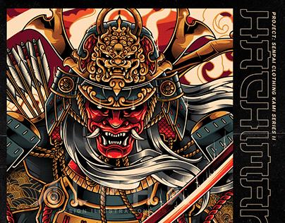 Hachiman | Japanese God Of war | Senpai