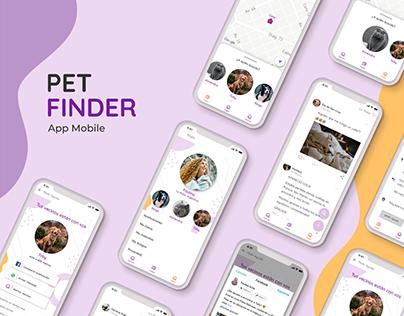 Pet Finder App | Case Studio