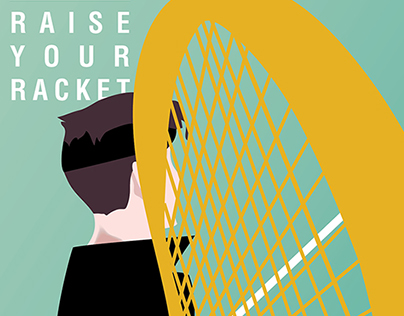 First Serve- Raise Your Racket