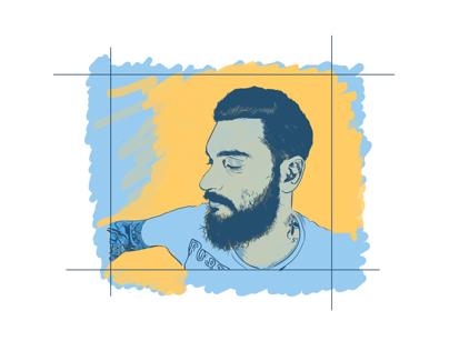 Portrait of Chris