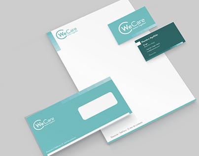 We Care | Brand Identity Book