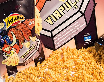 Virpuli - Packaging