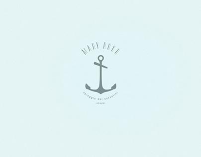 MARY ROCK live music pub — Brand identity