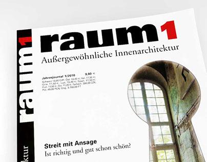 raum 1 - Journal for extraordinary Interior Design
