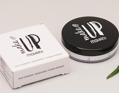 Natural make up cosmetics