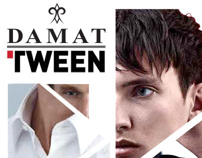 Damat&Tween Digital Magazine Concepts Design