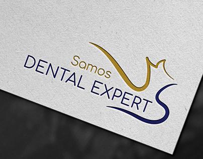 SAMOS DENTAL EXPERTS Branding & Website