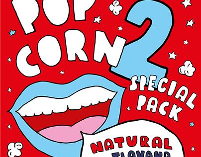 JollyTime PopCorn | Packaging re-design