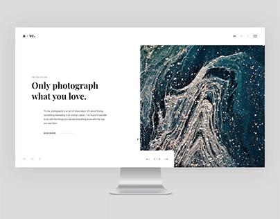Fotico - Homepage