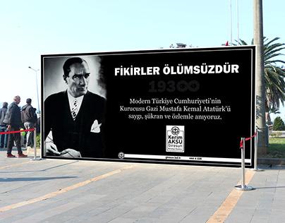 Giresun Belediyesi 10 Kasım