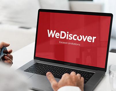WeDiscover Branding