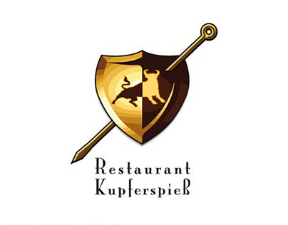"""Corporate design // """"Kupferspieß"""""""