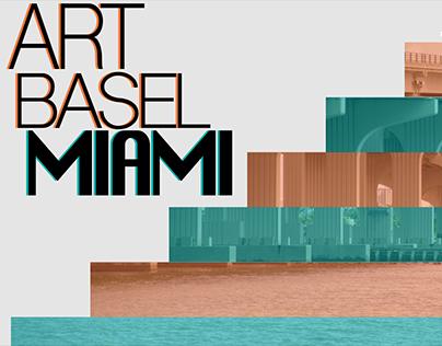 Art Basel Concept Branding