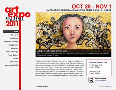 Art expo malaysia (2010)