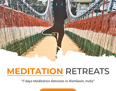 Meditation Retreats in Rishikesh, India - Photography