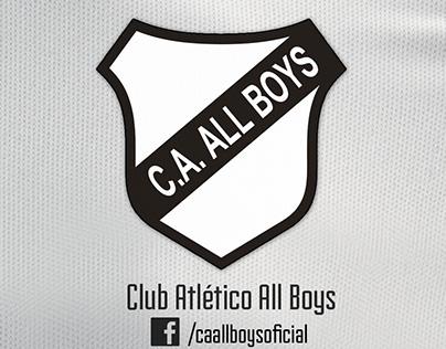 Comunicación oficial Club Atlético All Boys