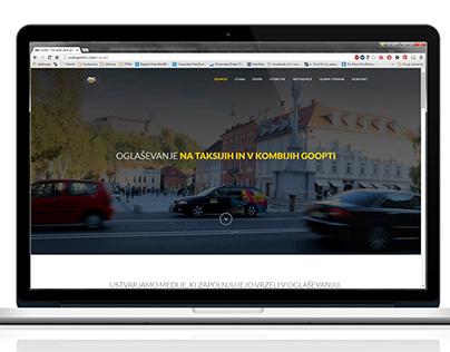 Car Ad website redesign