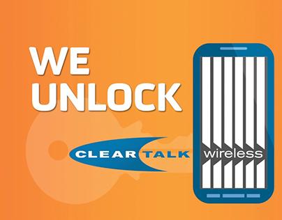 ClearTalk Wireless animations