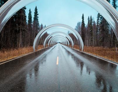 Lone Road.