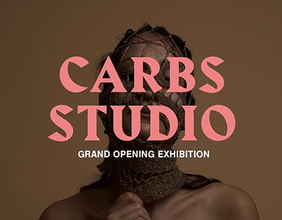 Carbs studio poster