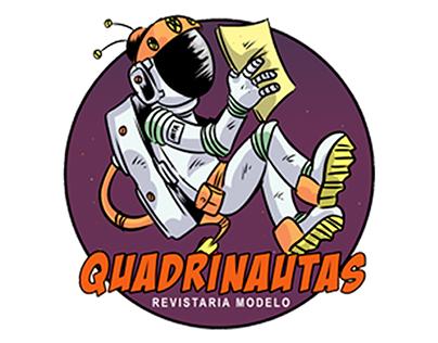 Quadrinautas- Projeto em parceria