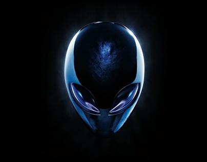 Alienware Packaging & Brand Extension